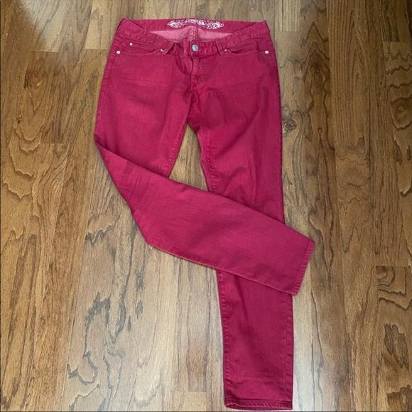Red Express Zelda fit jeans